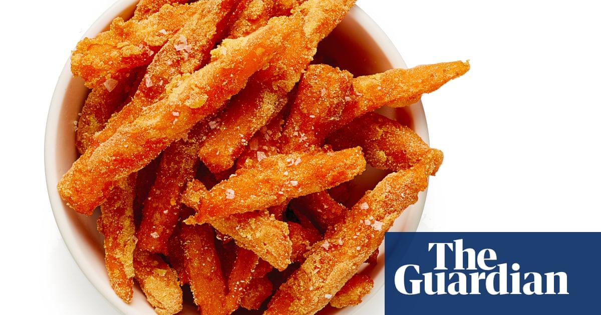 Felicity Cloakes Perfect Sweet Potato Fries Recipe Food