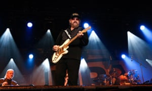 Hank Williams Jr performs at the 5th annual NRA Country Jam