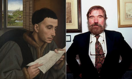 'It's a Beatle haircut': historian claims 15th-century portrait is from the 1960s