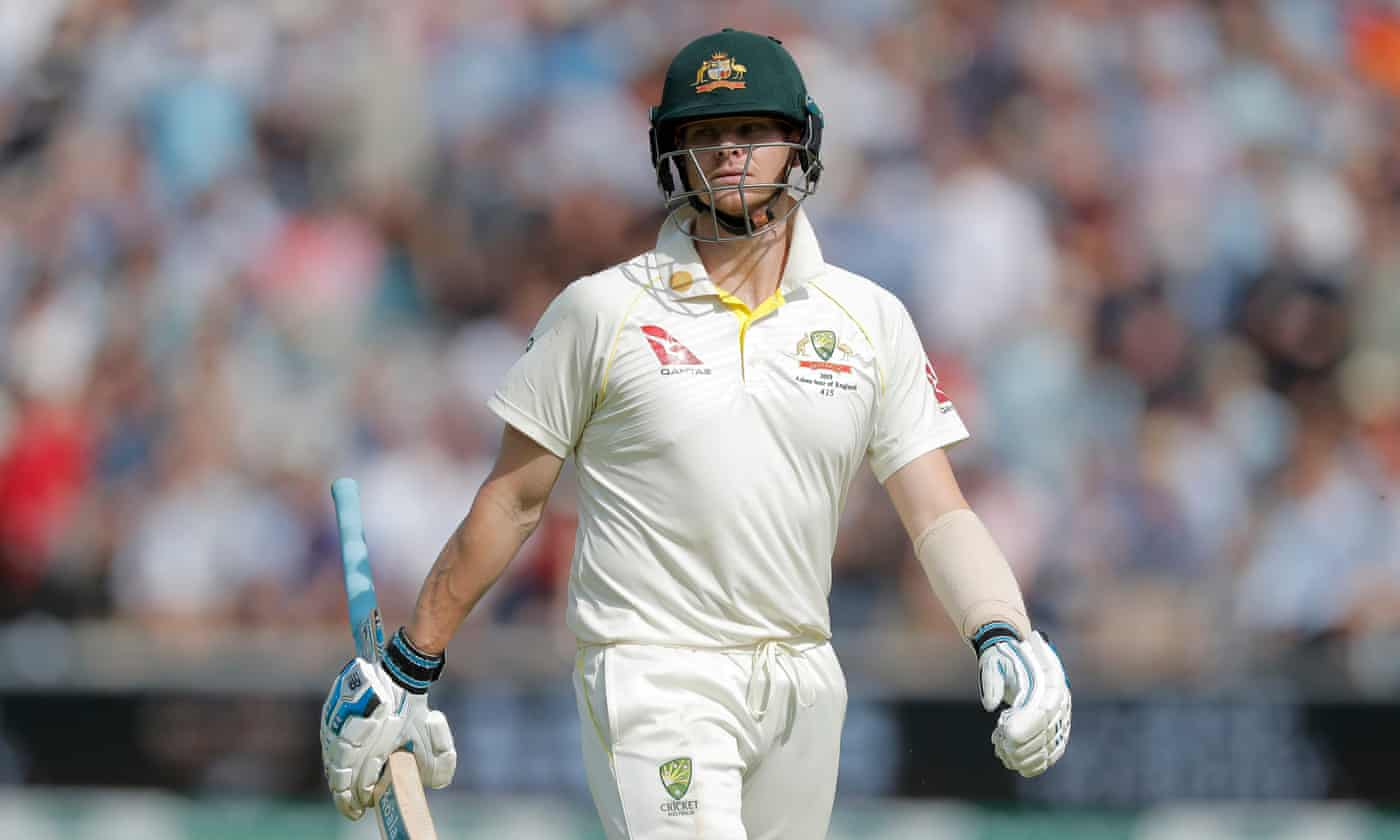 Steve Smith hopeful of playing in third Ashes Test despite concussion