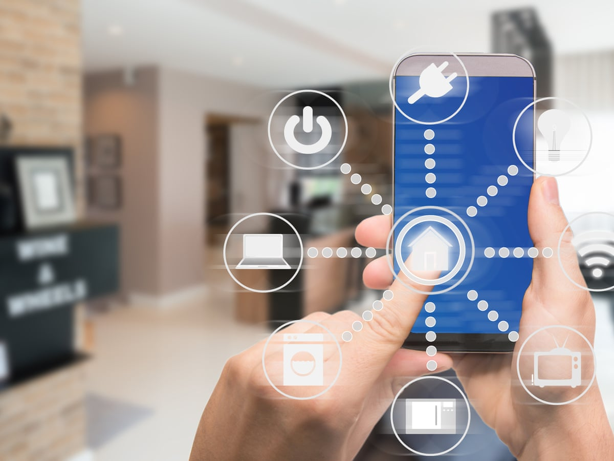 Hey Google, dim the lights': how smart home devices can save money | Money | The Guardian