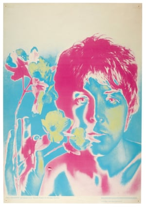 Richard Avedon: Set of posters of The Beatles, 1967They were wildly popular and were subsequently sold as this poster set
