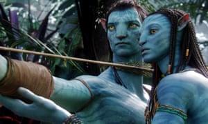 One of Weta's big hits: Avatar