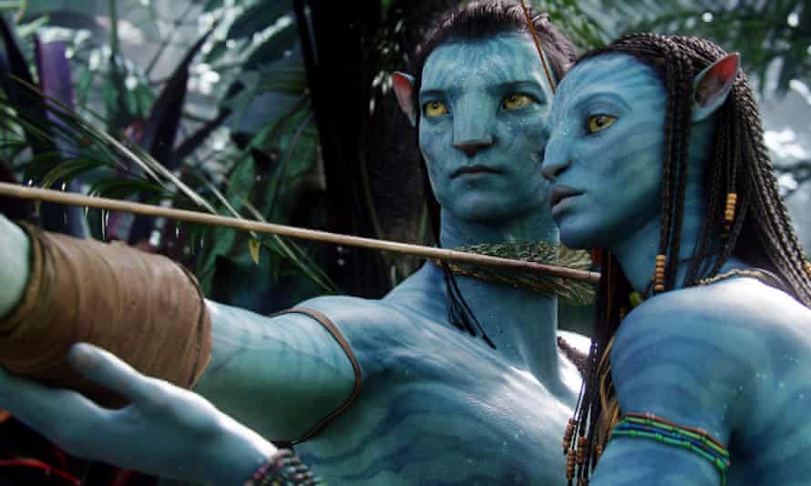 One with nature … Avatar.