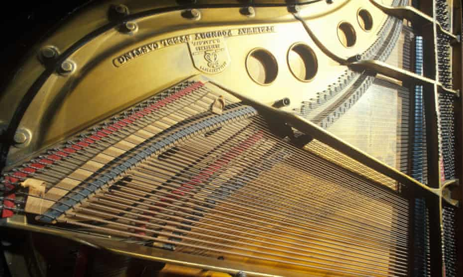 'Mysteries – music, time, movement – reduced to complex, elaborate mechanisms'