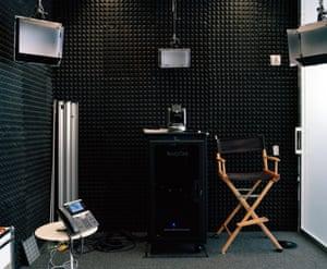 Broadcasting Studio, Inside the New York Times newsroom, NY 2018