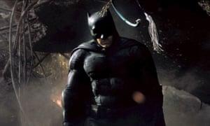 'Damo, Frank Miller's turned Batman into a fascist'.