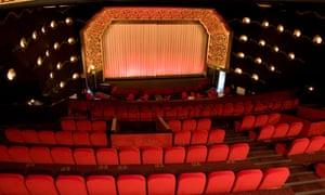 Berkhamsted's Rex Art Deco cinema.