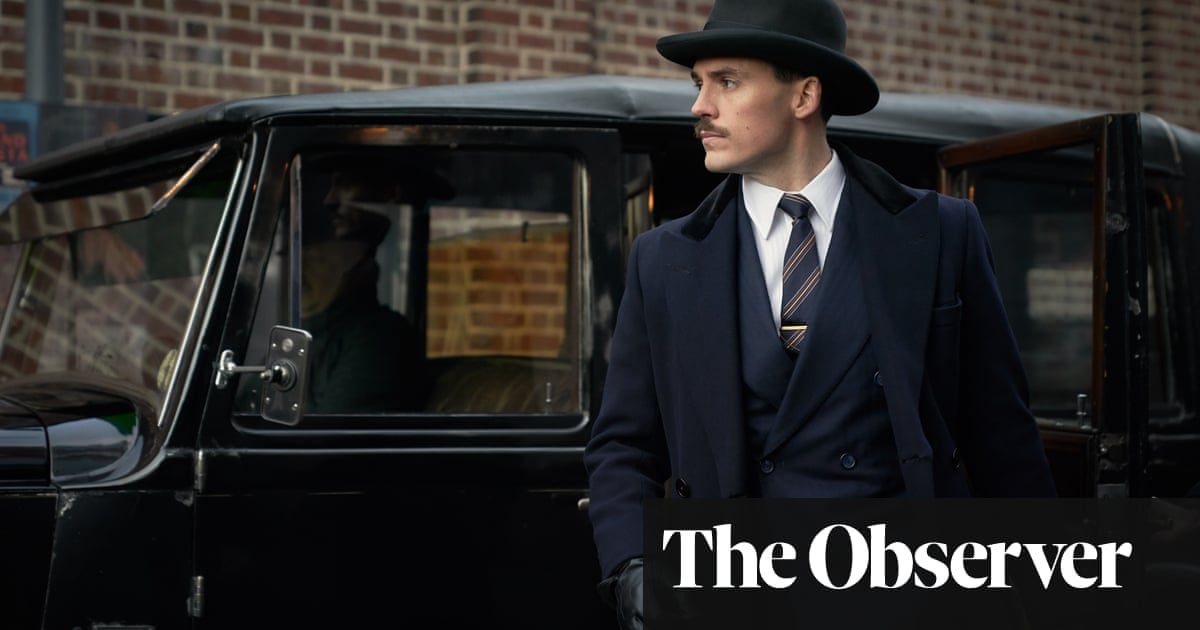 This charming monster how Peaky Blinders took on Mosley