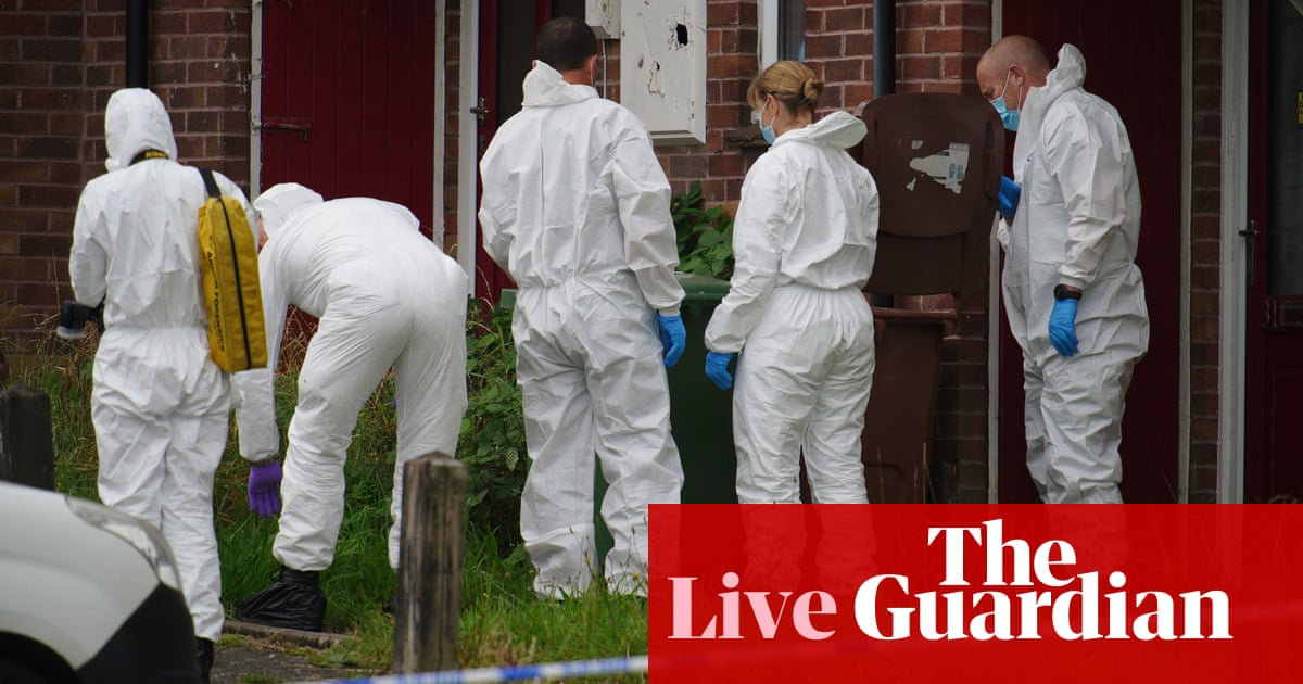 Plymouth shooting: city 'in mourning' as gunman named – latest updates