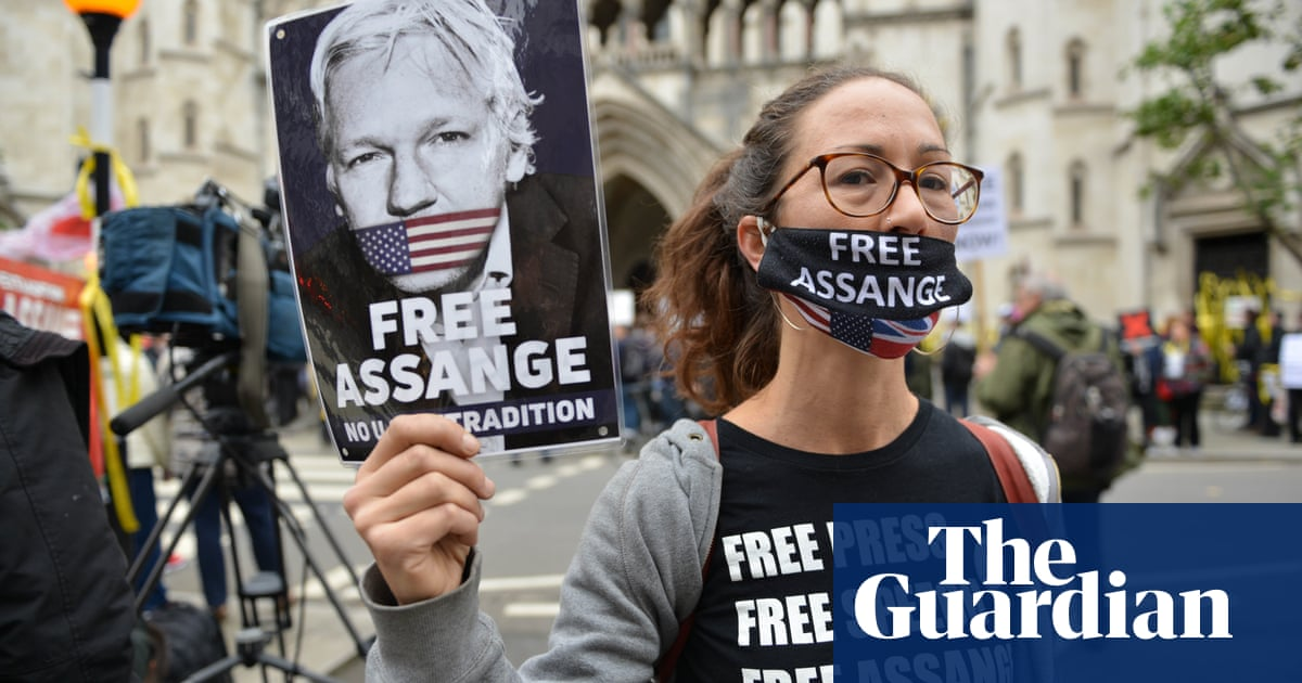 Julian Assange could serve jail term in Australia, lawyer for the US tells London court