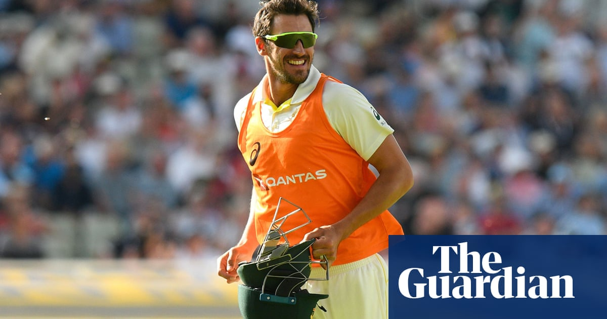 Australia's cupboard is full of fast bowlers, says Mitchell Starc