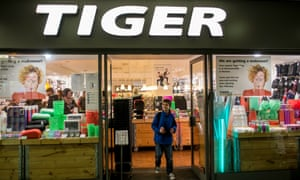 Danish retailer Tiger eating up competition on Britain's