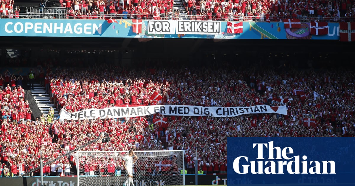 De Bruyne dazzles and Denmark rises for Eriksen – Euro 2020 Football Daily - The Guardian