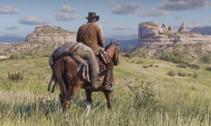 Red Dead Redemption 2 - Scenic detours … riding off the beaten path leads to unexpected adventures.