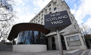 Metropolitan police among forces to pass files to the CPS.