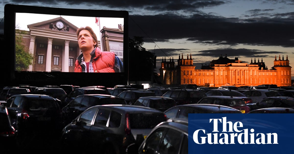 The best drive-in cinemas in the UK this summer