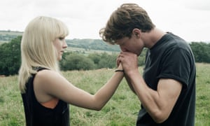 Actors Saoirse Ronan and George MacKay in the 2013 film How I Live Now