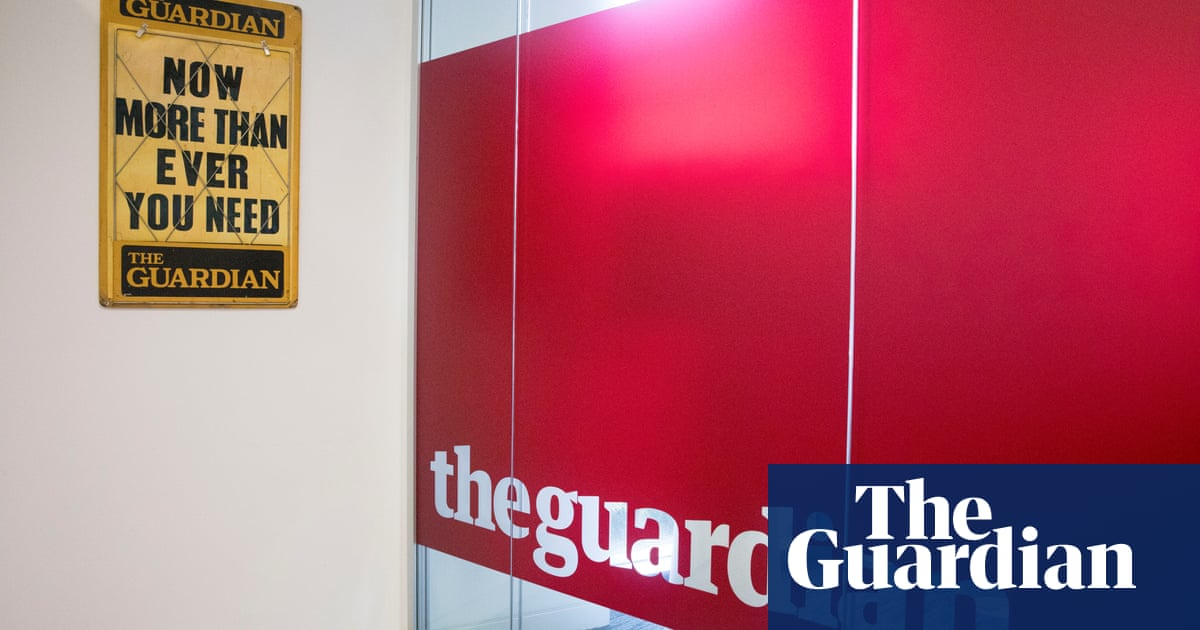 Guardian most widely used newspaper website and app for news, says Ofcom