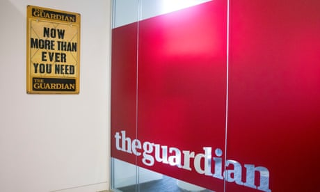 The Guardian 'most widely used newspaper website and app for news', according to Ofcom