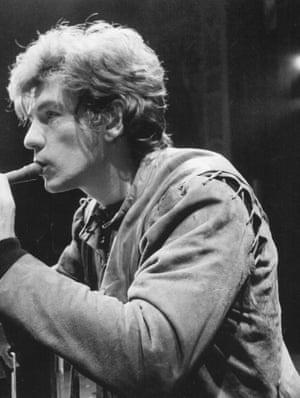 1971 As Hamlet in Edinburgh