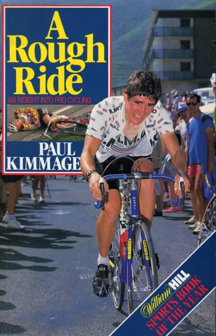 Paul Kimmage roughride