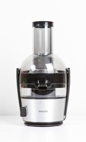 The Philips Viva Juicer