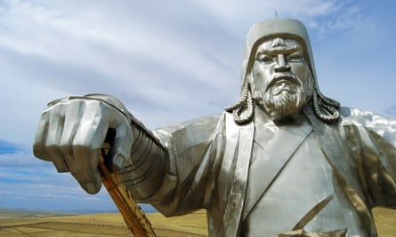 China insists Genghis Khan exhibit not use words 'Genghis Khan'