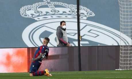 European roundup: Real Madrid sunk by Levante, Bayern drop Tolisso over tattoo