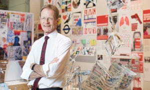 Sir Nicholas Serota, of Arts Council England