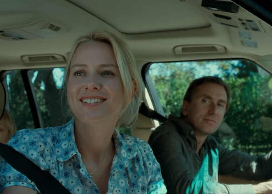 Naomi Watts and Tim Roth in Haneke's 1997 film Funny Games.