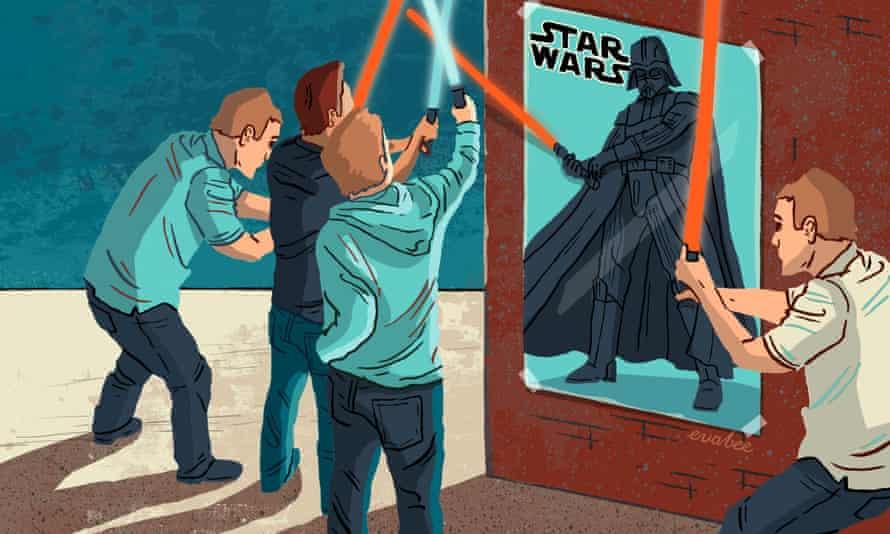 Star Wars illustration: Eva Bee