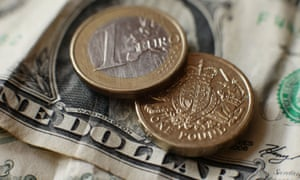 Pound tries to shrug off Brexit concerns