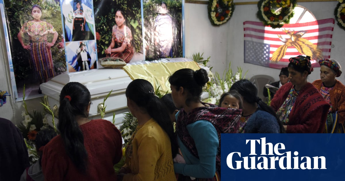 'I want justice': a year on, family of Guatemalan woman shot dead in Texas wait for answers