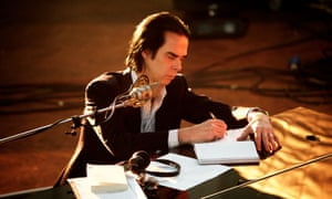Grief seeps into everything … Nick Cave.