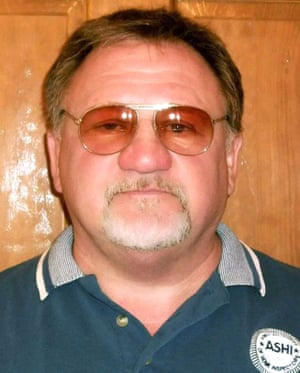 This portrait picture obtained on his Facebook page on June 14, 2017 shows James T. Hodgkinson who was identified as the shooter at the Republican congressional baseball practice in Alexandria, VA.