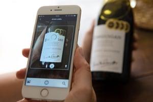 Wine quiz app WineGame