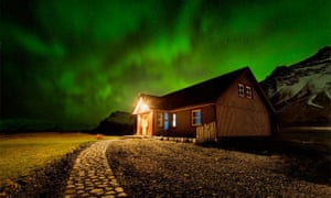 Hali Country Hotel, south-east Iceland.