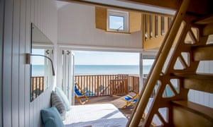 Inside Bournemouth Beach Lodges