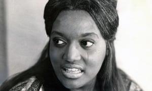 Jessye Norman in 1972.