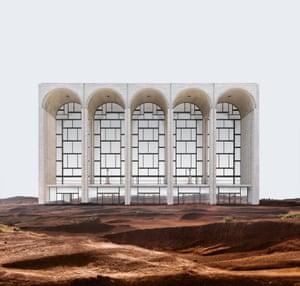 Metropolitan Opera, 1966, 30 Lincoln Center Plaza, New York