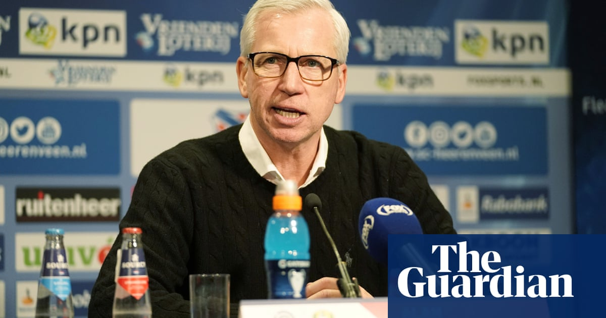 Welcome to the Army, Mr Pardew – CSKA appoint new technical director