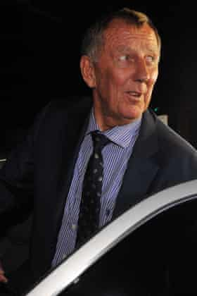 John Singleton hit the headlines during a lunch with old mate Jack Cowin