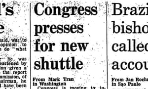The Guardian, 12 March 1986