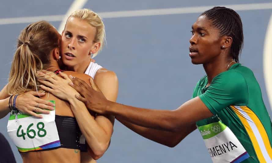 'The photo was a sad endnote to one of the most vitriolic media and social media uproars I can recall, one in which the athletes were the casualties.'