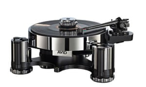 Avid Acutus SP Reference turntable