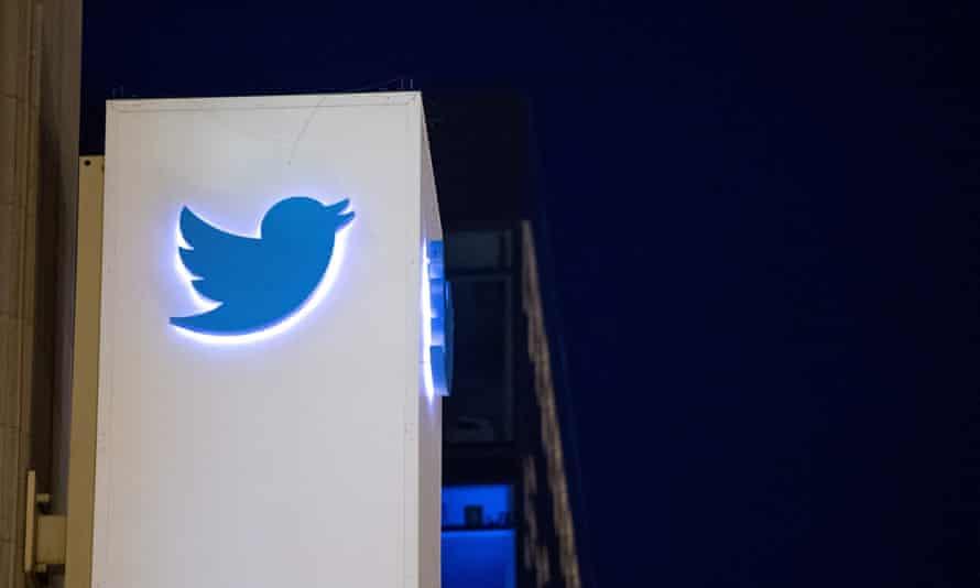 Twitter's headquarters in San Francisco, California, in 2016.