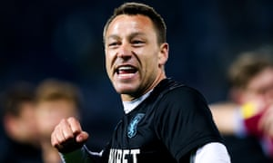 Is Aston Villa coach John Terry soon set to be Newcastle United manager John Terry?