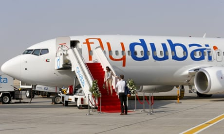 Flydubai flight records – the leaked documents | Business | The Guardian