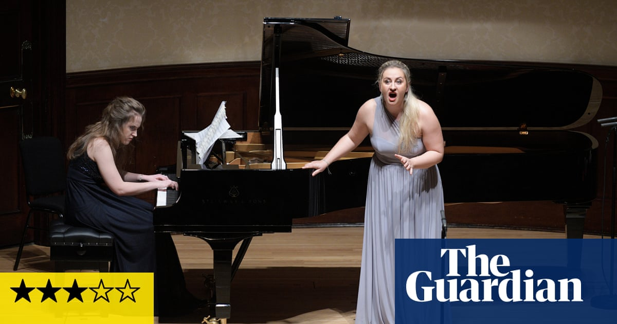 Clara Schumann songs review - giving voice to unfamiliar and fascinating music